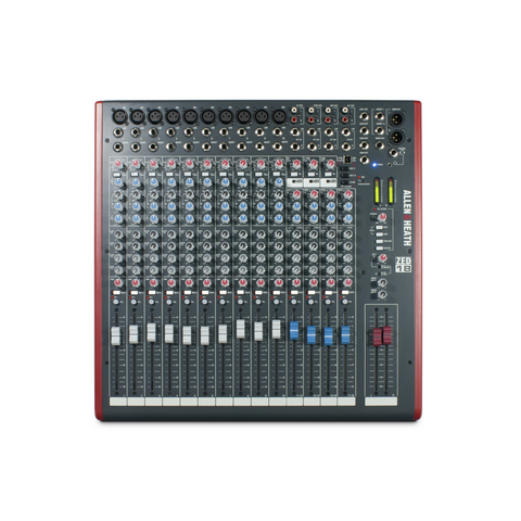 Allen & Heath ZED-18 Mixer - Macsound Electronics & Theatrical Supplies