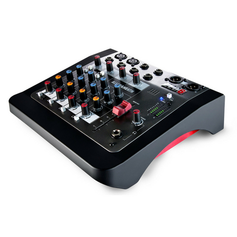 Allen & Heath ZED-6 Mixer - Macsound Electronics & Theatrical Supplies