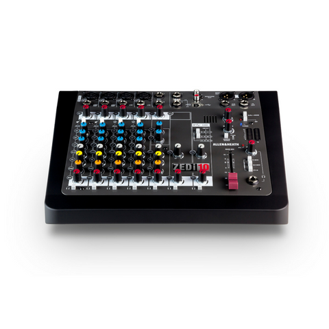 Allen & Heath ZEDi-10 Mixer - Macsound Electronics & Theatrical Supplies