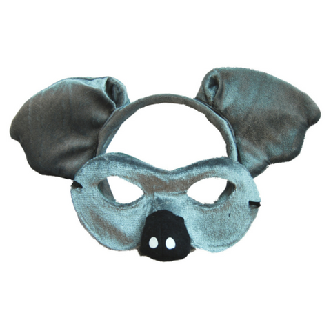 Animal Headband & Mask Set - Koala - Macsound Electronics & Theatrical Supplies