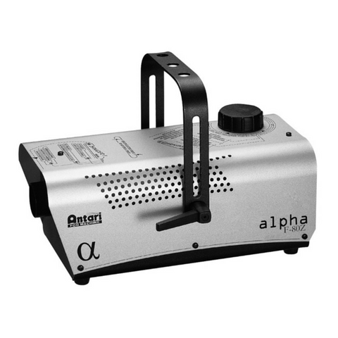 Antari F80Z Alpha Fog Machine with Remote - Macsound Electronics & Theatrical Supplies
