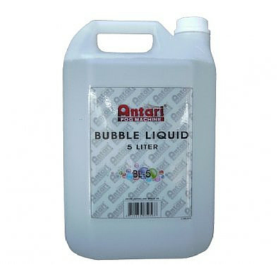 Anatri BL5 Bubble Liquid 5 Litre - Macsound Electronics & Theatrical Supplies