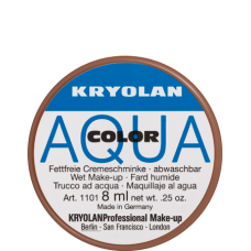 Kryolan Aquacolor 8ml - Macsound Electronics & Theatrical Supplies