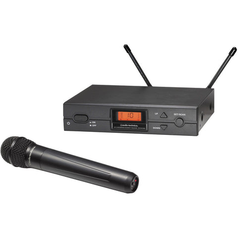 Audio Technica ATW-2120aD Wireless Handheld System - Macsound Electronics & Theatrical Supplies