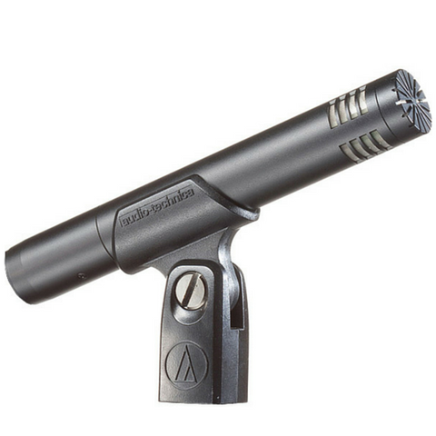 Audio Technica AT2031 Cardioid Condenser Instrument Microphone - Macsound Electronics & Theatrical Supplies