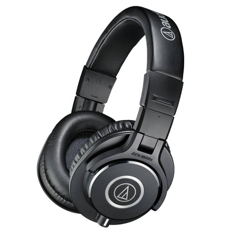 Audio Technica ATH-M40x Professional Monitor Headphones - Macsound Electronics & Theatrical Supplies
