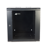 Australian Monitor INT12 Installation Equipment Rack 12RU Wall Mount 450mm deep - Macsound Electronics & Theatrical Supplies