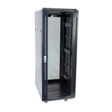 Australian Monitor INT32 Installation Equipment Rack 32RU Floor Standing 800mm deep - Macsound Electronics & Theatrical Supplies