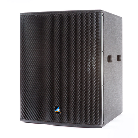 "Australian Monitor XDS115 15"" Passive Subwoofer - Macsound Electronics & Theatrical Supplies"