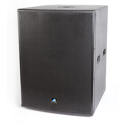 "Australian Monitor XDS212 Dual 12"" Passive Subwoofer - Macsound Electronics & Theatrical Supplies"