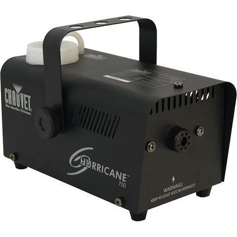 Chauvet DJ HURRICANE700 700 watt Smoke Machine - Macsound Electronics & Theatrical Supplies