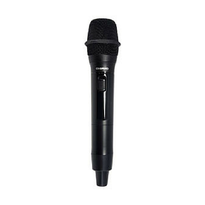Chiayo SQ2100 Handheld Microphone Transmitter with Audio Technica™ capsule - Macsound Electronics & Theatrical Supplies