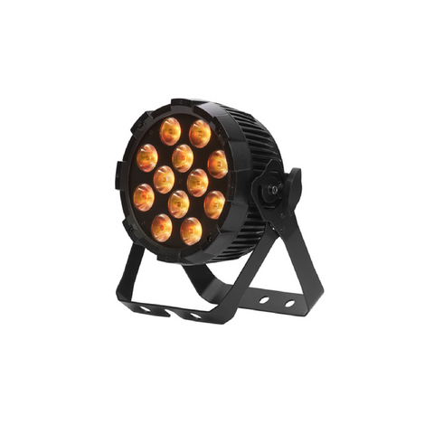 Event Lighting PAR12X8A LED Pro Par Light 12 x 8w RGBA