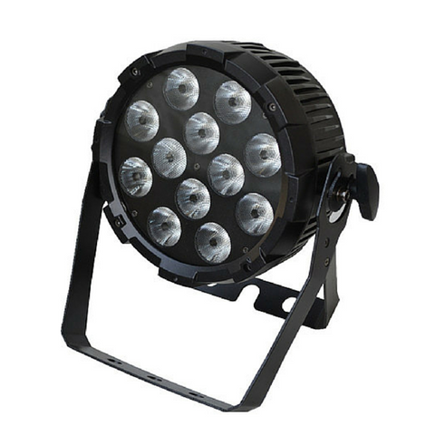 Event Lighting PARRGBW12X8 LED Par Light 12 x 8w RGBW - Macsound Electronics & Theatrical Supplies