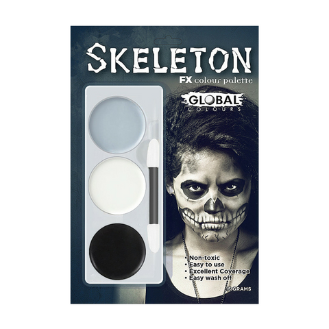 Global FX Colour Palette - Skeleton - Macsound Electronics & Theatrical Supplies