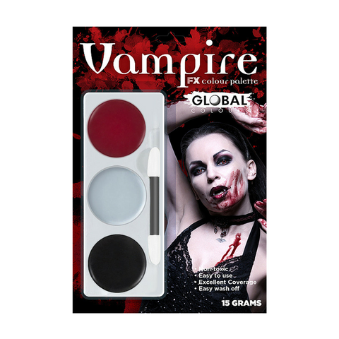 Global FX Colour Palette - Vampire - Macsound Electronics & Theatrical Supplies