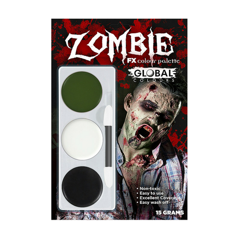 Global FX Colour Palette - Zombie - Macsound Electronics & Theatrical Supplies
