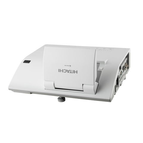 Hitachi CPA-300N 3000 ANSI Lumen Ultra-Short Throw Projector - Macsound Electronics & Theatrical Supplies