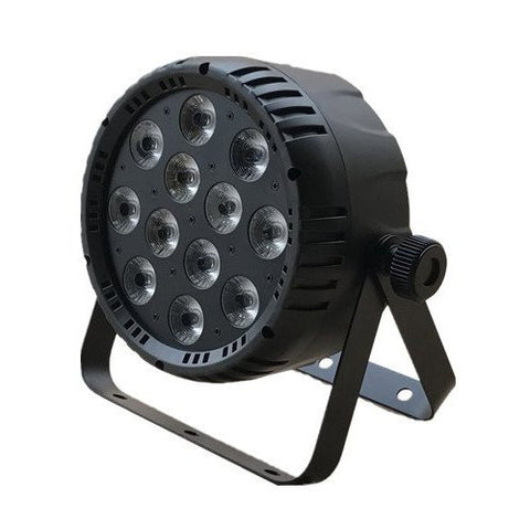 Event Lighting Lite PARP12X8 12x8W RGBW PAR