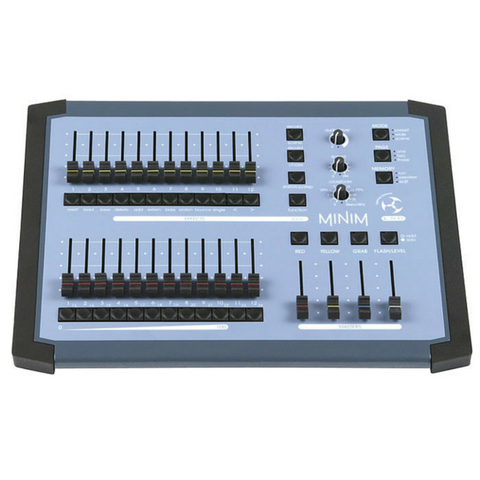 LSC Minim 24 Channel Lighting Desk - Macsound Electronics & Theatrical Supplies