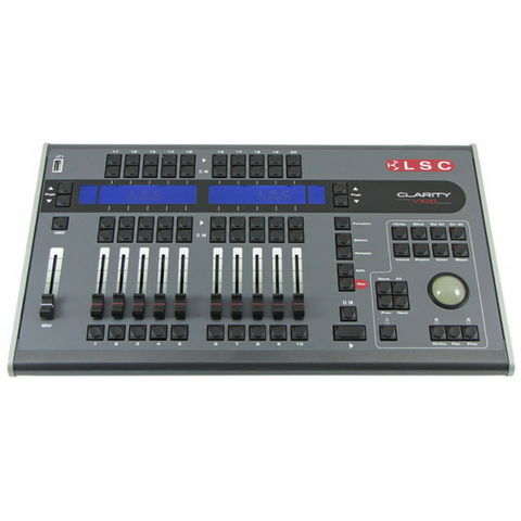 LSC Clarity VX20 + CT/1 Wing & Software Package - Macsound Electronics & Theatrical Supplies