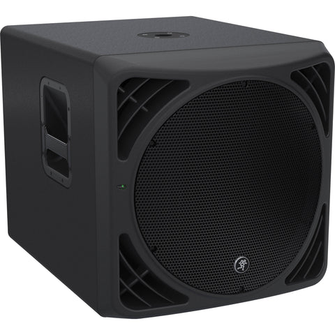 "Mackie SRM1550 1200w 15"" Portable Powered Subwoofer - Macsound Electronics & Theatrical Supplies"