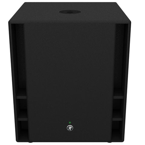"Mackie Thump18S 1200w 18"" Powered Subwoofer - Macsound Electronics & Theatrical Supplies"