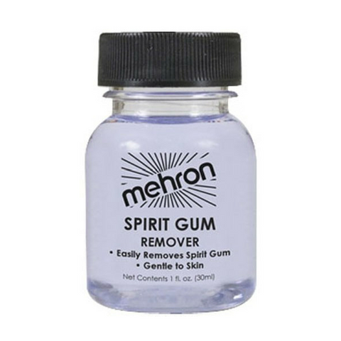 Mehron Spirit Gum Remover 30ml - Macsound Electronics & Theatrical Supplies