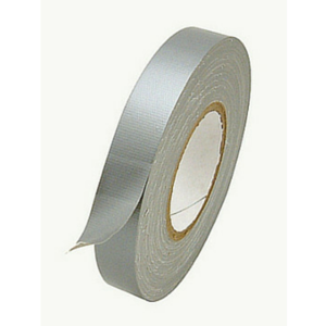Nashua Silver Gaffer Tape 25mm x 40m - Macsound Electronics & Theatrical Supplies