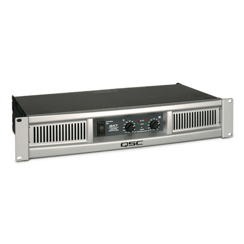 QSC GX7 Power Amplifier - Macsound Electronics & Theatrical Supplies