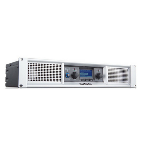 QSC GXD4 Power Amplifier - Macsound Electronics & Theatrical Supplies
