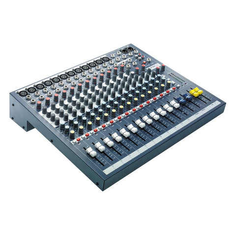 Soundcraft EPM12 Mixer - Macsound Electronics & Theatrical Supplies