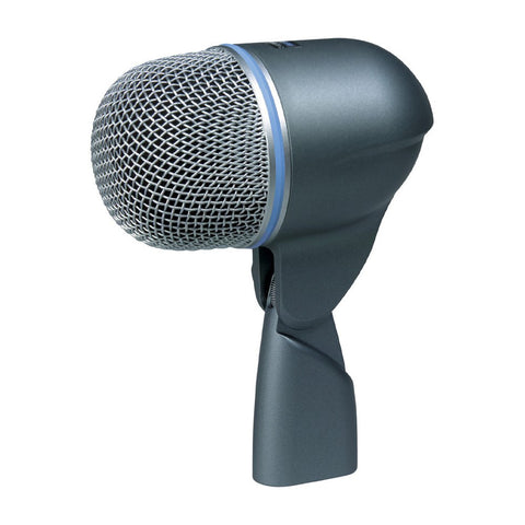 Shure BETA52A SuperCardioid Dynamic Microphone - Macsound Electronics & Theatrical Supplies