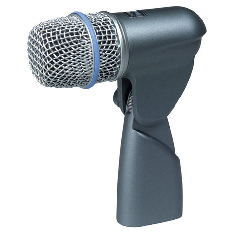 Shure BETA56A SuperCardioid Dynamic Microphone - Macsound Electronics & Theatrical Supplies