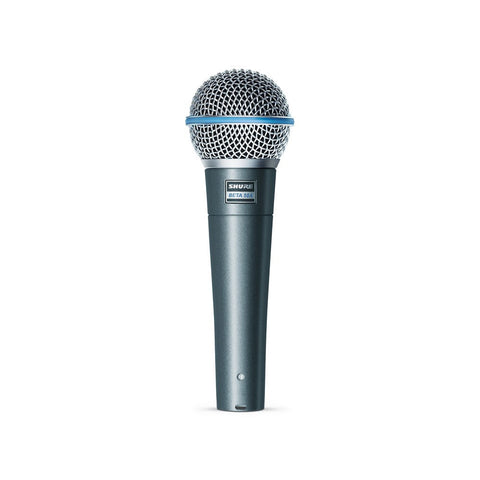 Shure BETA58A SuperCardioid Dynamic Microphone - Macsound Electronics & Theatrical Supplies