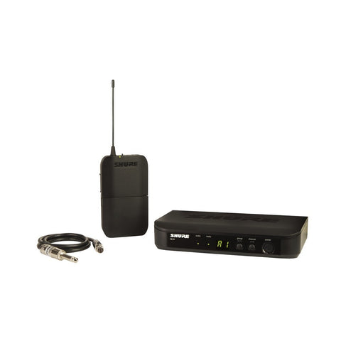 Shure BLX14 Wireless Guitar System - Macsound Electronics & Theatrical Supplies