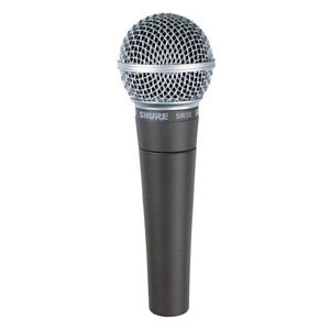 Shure SM58 Vocal Cardioid Dynamic Microphone - Macsound Electronics & Theatrical Supplies