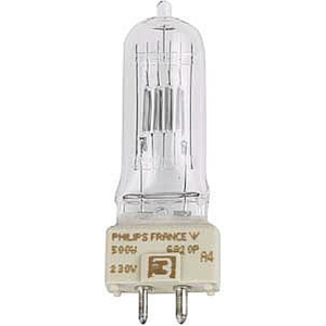 T25 500w 240v Replacement Lamp - Macsound Electronics & Theatrical Supplies
