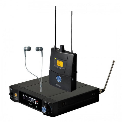 AKG IVM4500I50 In Ear Monitoring System - Macsound Electronics & Theatrical Supplies
