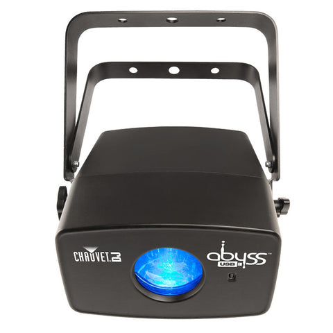 Chauvet DJ ABYSS-USB DJ LED Water Wave Effect USB Compatible - Macsound Electronics & Theatrical Supplies