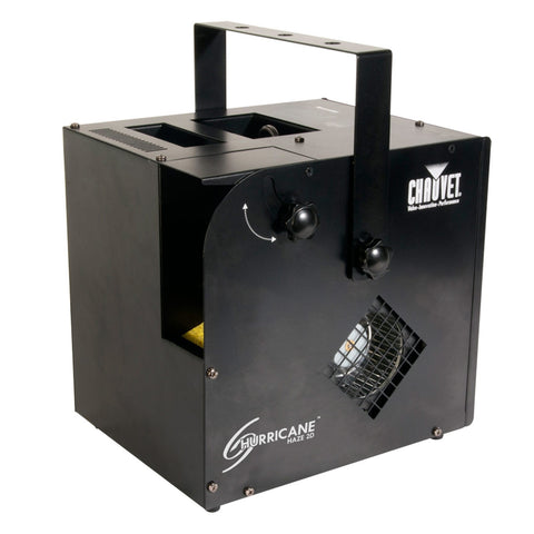 Chauvet DJ HURRICANE-HAZE2D 500 watt Haze Machine - Macsound Electronics & Theatrical Supplies