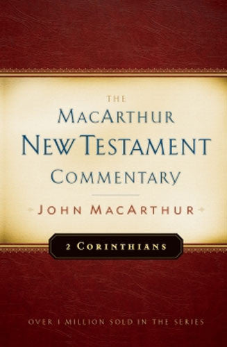 Set of 1 Corinthians and 2 Corinthians MacArthur New Testament Commentary