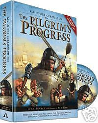 All in One Curriculum for The Pilgrim's Progress by John Bunyan