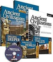 Ancient Civilizations and The Bible by Diana Waring