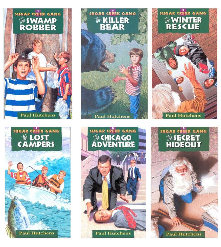 Sugar Creek Gang Set Books 1-6 7-12 13-18 19-24 25-30 31-36 SHRINKWRAPPED SET