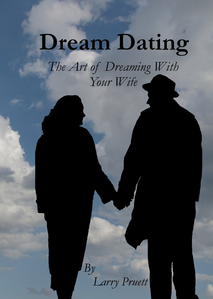 Dream Dating book - paperback, e-book, pdf on CD-ROM, or Spiral Bound