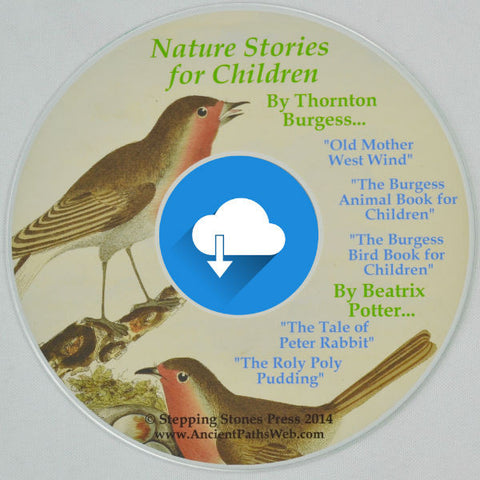 Nature Stories for Children [PDF Download] by Beatrix Potter & Thornton Burgess