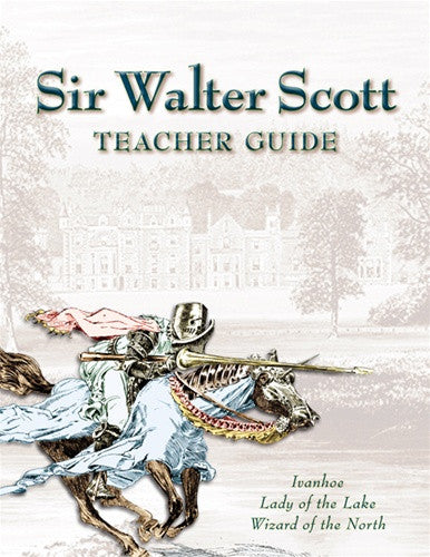 Set of Sir Walter Scott Teacher Guide with CD and SWS: Wizard of the North
