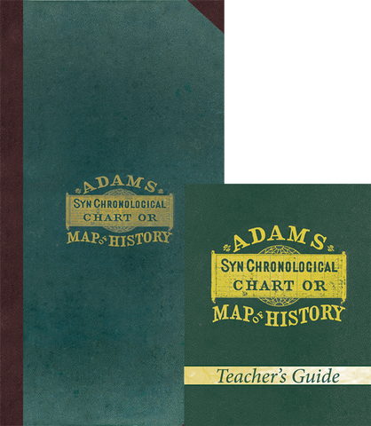 Adams' Chart of History Pack by Sebastian Adams