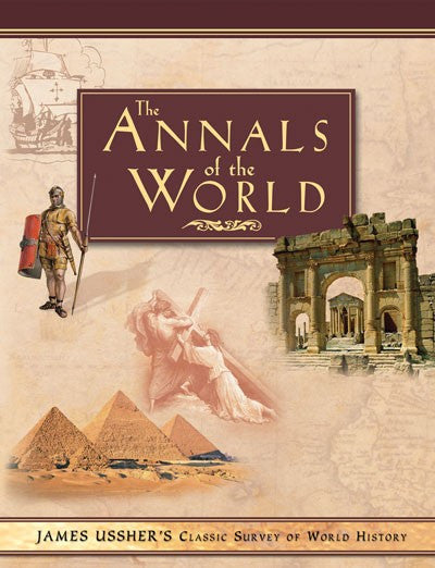The Annals of the World by James Ussher Paperback PB Timeline Creation Usher